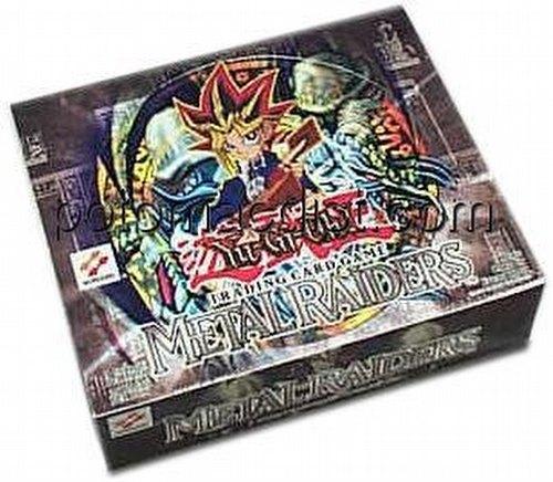 Yu-Gi-Oh: Metal Raiders Booster Box [1st Edition]