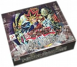 Yu-Gi-Oh: Metal Raiders Booster Box [Unlimited]