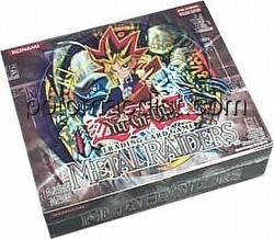 Yu-Gi-Oh: Metal Raiders Booster Box [Unlimited/European Edition]