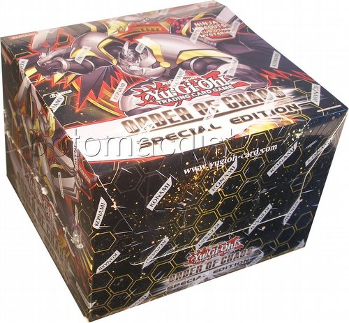 Yu-Gi-Oh: Order of Chaos Special Edition Box
