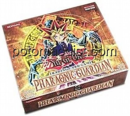 Yu-Gi-Oh: Pharaonic Guardian Booster Box [Unlimited]