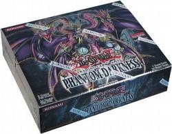 Yu-Gi-Oh: Phantom Darkness Booster Box [1st Edition]