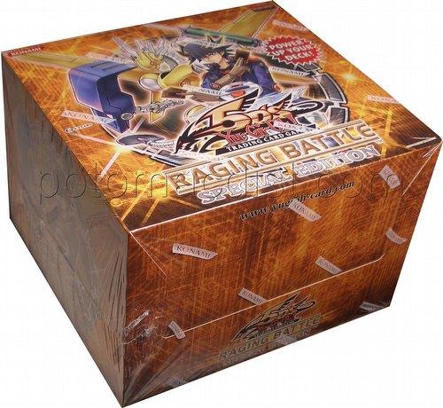 Yu-Gi-Oh: Raging Battle Special Edition Box