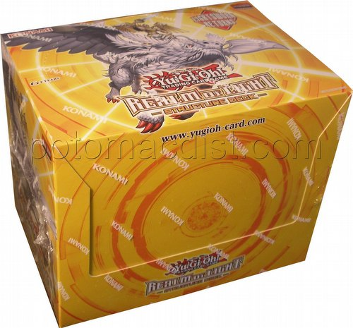Yu-Gi-Oh: Realm of Light Structure Deck Box