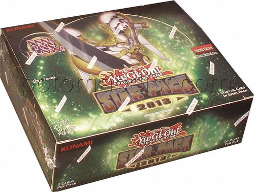 Yu-Gi-Oh: Star Pack 2013 Booster Box [1st Edition]