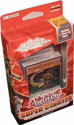 Yu-Gi-Oh: 2013 Super Starter: Space-Time Showdown Starter Deck