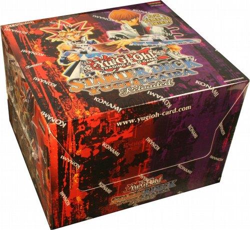 Yu-Gi-Oh: Yugi & Kaiba Reloaded Starter Deck Box