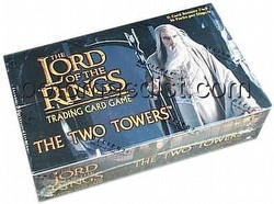 Lord of the Rings Trading Card Game: Two Towers Booster Box
