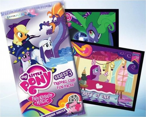 My Little Pony: Friendship is Magic Series 3 Trading Cards Box