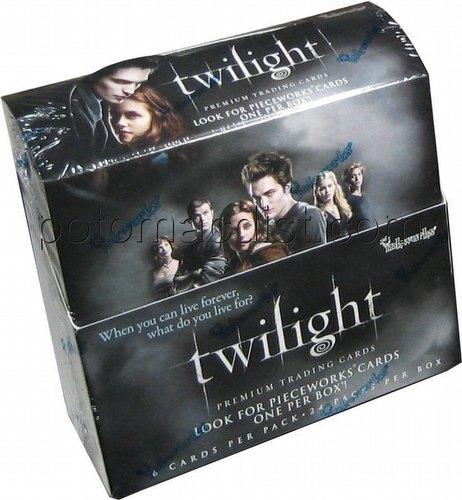Twilight Premium Trading Cards Box [Hobby]