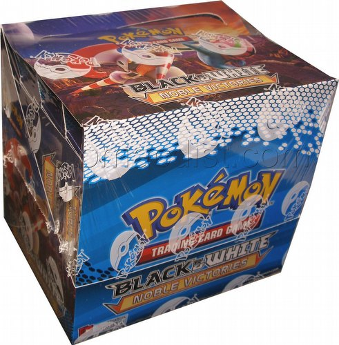 Pokemon TCG: Black & White Noble Victories Starter Deck Box