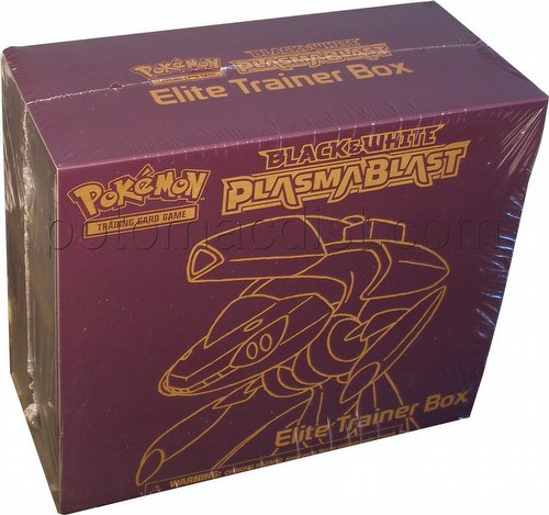 Pokemon: B&W Plasma Blast Elite Trainer Box $64