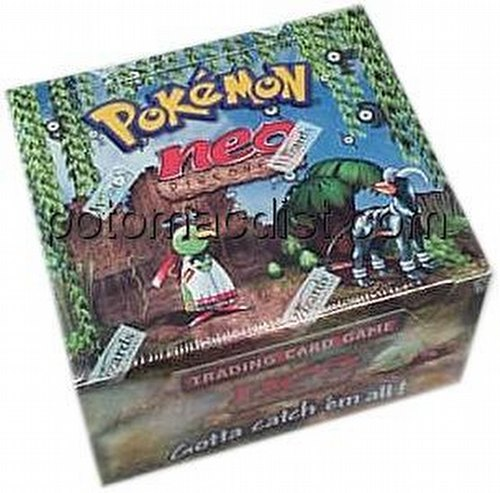 Pokemon: Neo Discovery Booster [1st Edition]
