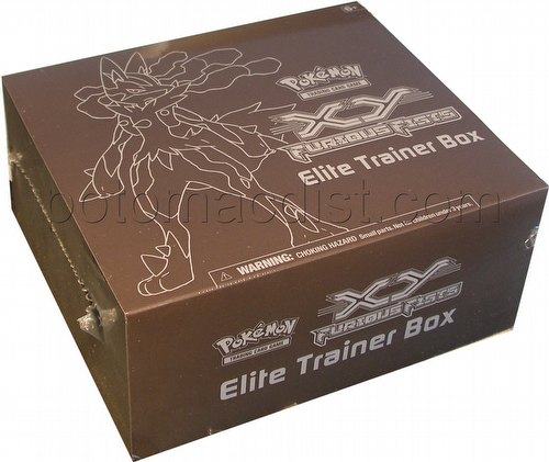 Pokemon: XY Furious Fists Elite Trainer Box