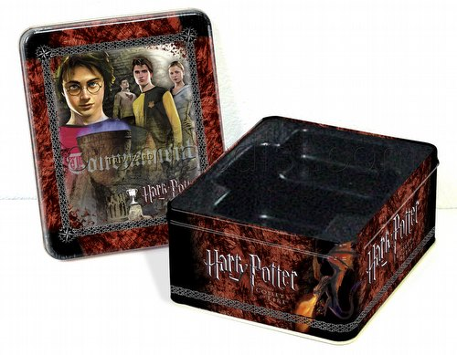 Harry Potter Goblet of Fire Trading Cards Tin Case [12 tins]
