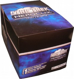 HeroClix: Star Trek Tactics II (Series 2) Counter-Top Display Box
