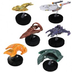 HeroClix: Star Trek Tactics II Counter-Top Display Box