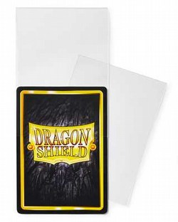 Dragon Shield Perfect Fit Sleeves Pack - Clear