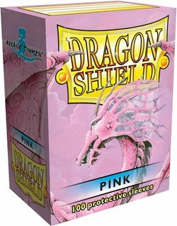 Dragon Shield Deck Protector Box - Pink