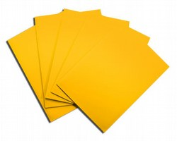 Dragon Shield Sleeves Pack - Yellow