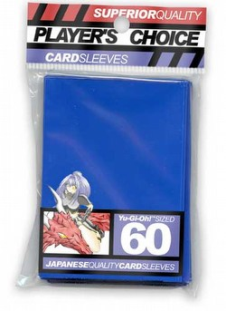 Player's Choice Size Sleeves - Blue [10 packs]