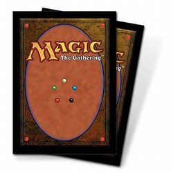 Ultra Pro Standard Size Deck Protectors - Magic Card Back [10 packs]