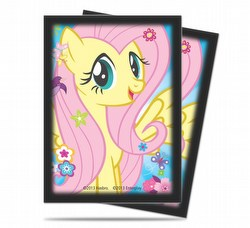 Ultra Pro Standard Size My Little Pony Fluttershy Deck Protector Box