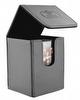 ultimate-guard-leatherette-flip-deck-case-100-grey-open thumbnail