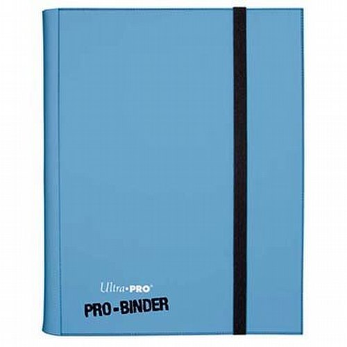 Ultra Pro 9-Pocket Pro Binder - Light Blue $16