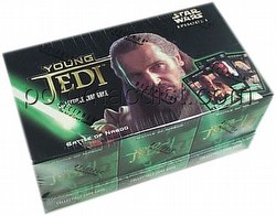 Star Wars Young Jedi: Battle of Naboo Starter Deck Box