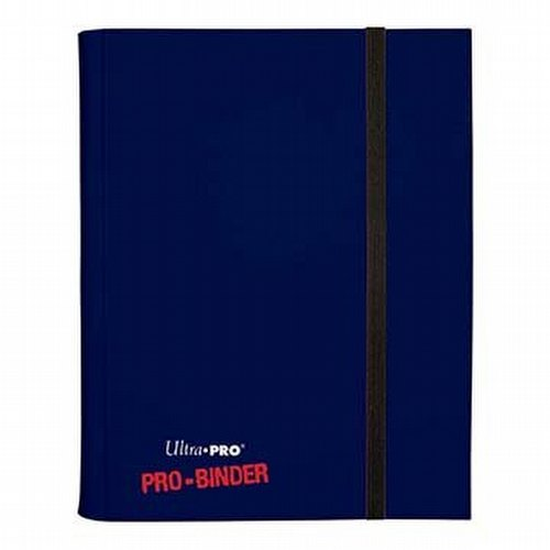 Ultra Pro 9-Pocket Pro Binder - Dark Blue $16
