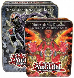 YuGiOh Yu-Gi-Oh: Collectible Tin Series 2 (Wave 2) Case [2012/12 tins]