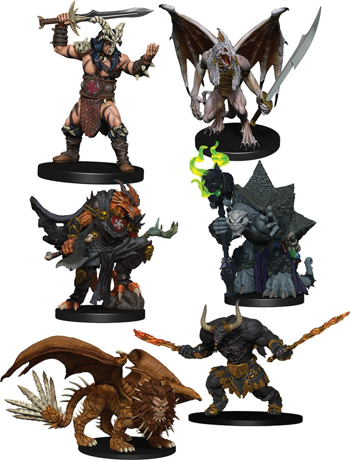 D D Miniatures I R Des Avernus Arkhan Dark Order Potomac Distribution He is played by joe manganiello. d d miniatures icons realms descent into avernus arkhan the cruel and the dark order figure pack