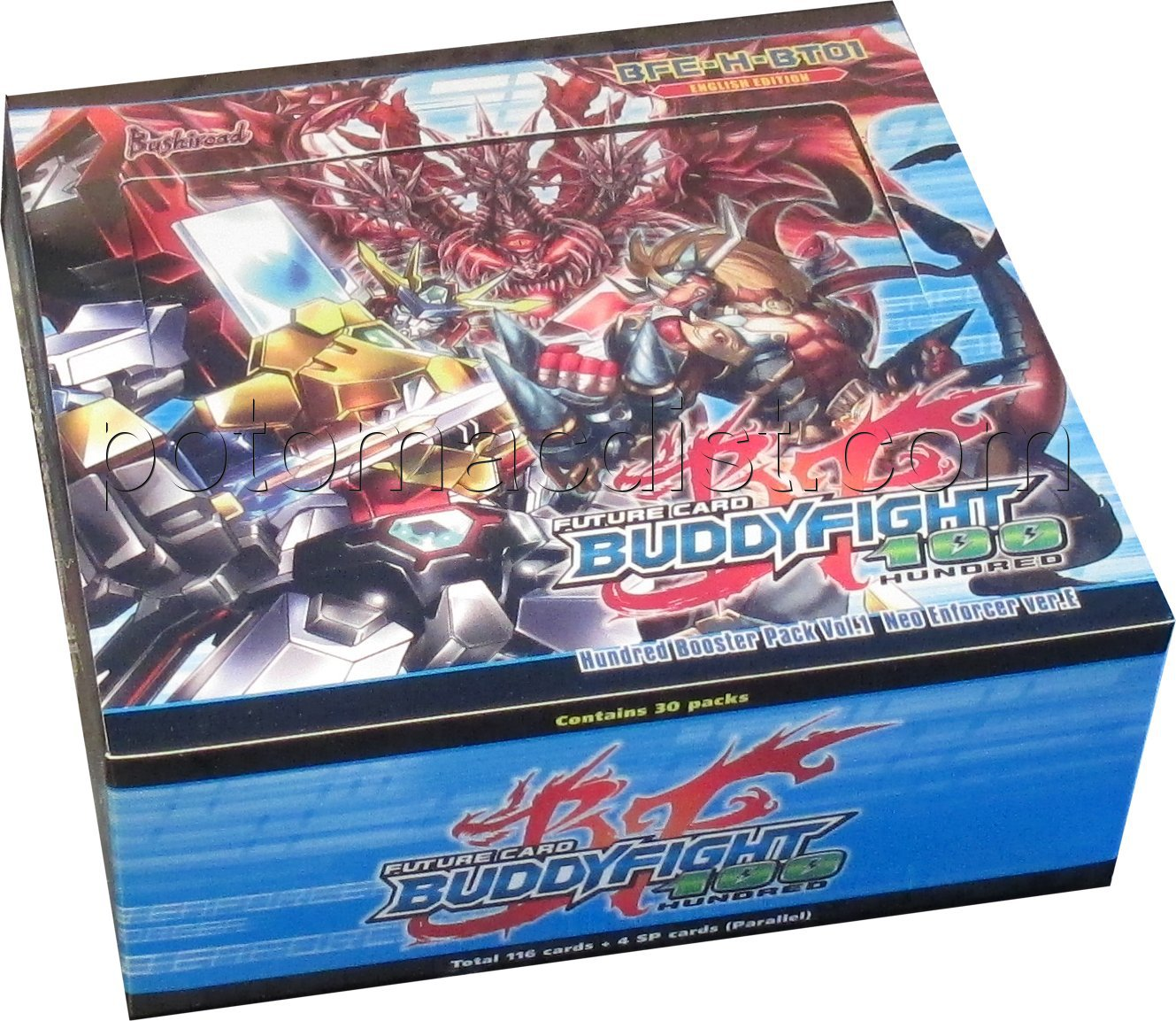 Fc Buddyfight Neo Enforcer Ver E Booster Box 119