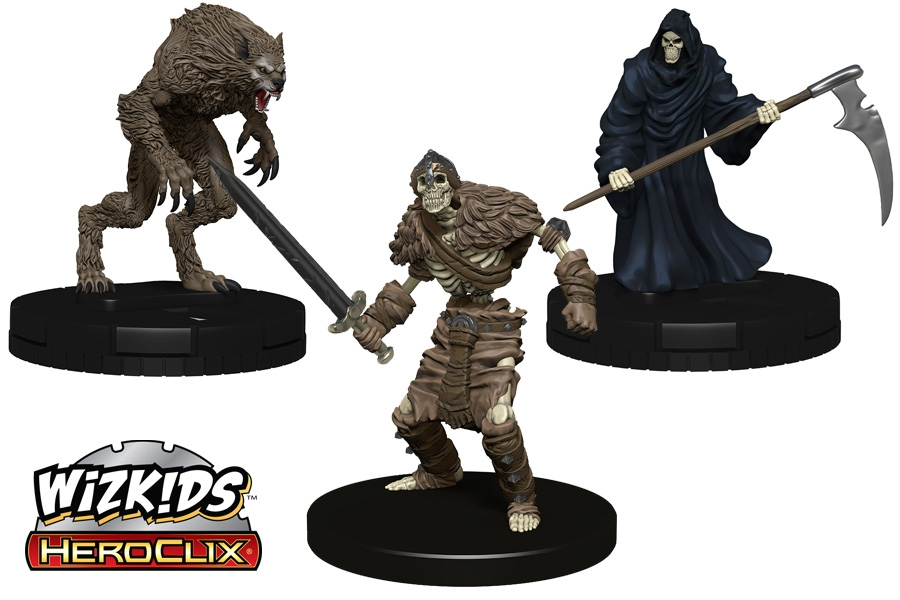 Heroclix Undead Gravity Feed Box Potomac Distribution