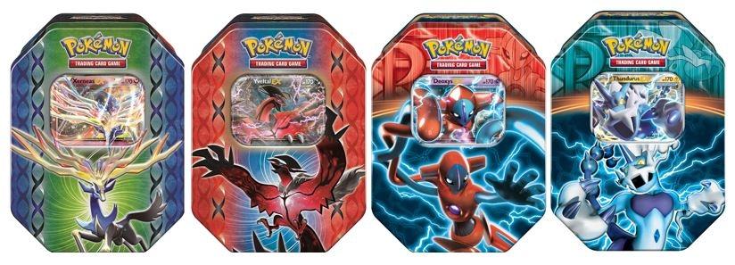 Pokemon 2015 Best Of Pokemon Tin Case 12 Tins Potomac