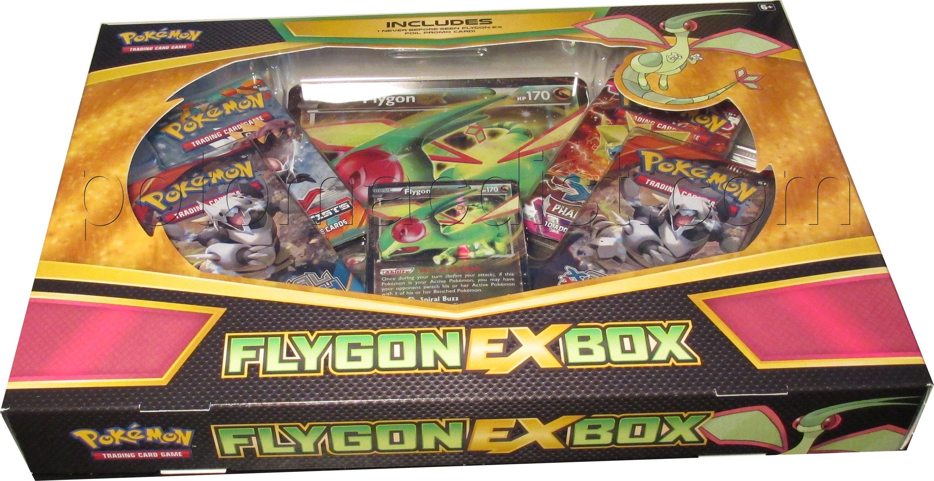 Flygon Card