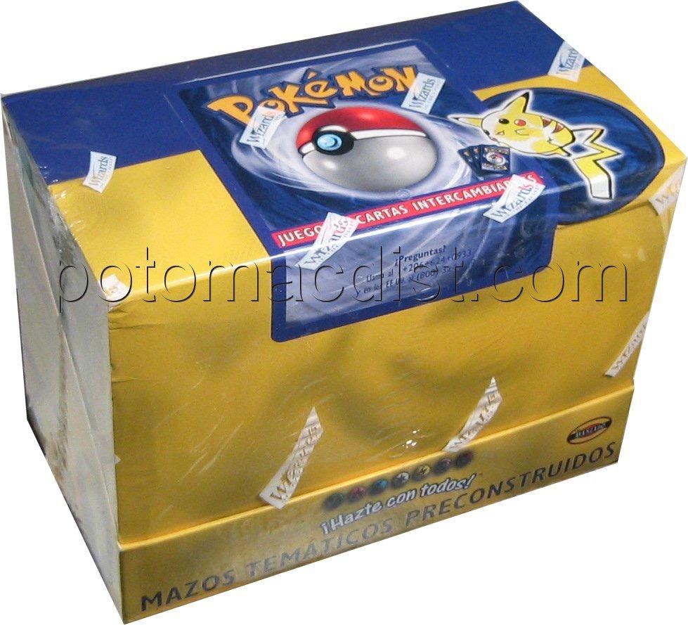 Pokemon Basic Preconstructed Starter Box Spanish