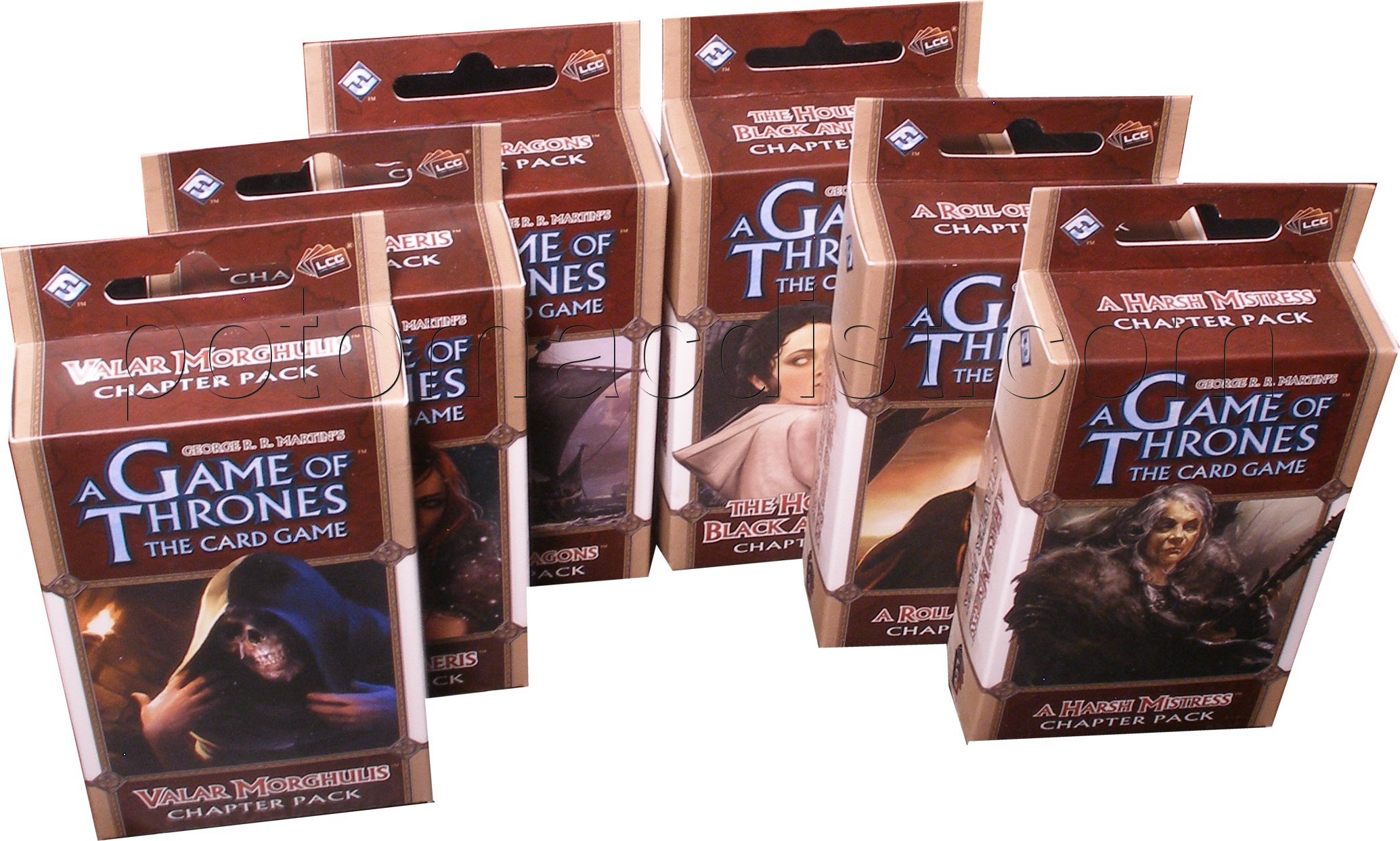 Game Thrones Chapter Pack Set Beyond Sea 6 Potomac