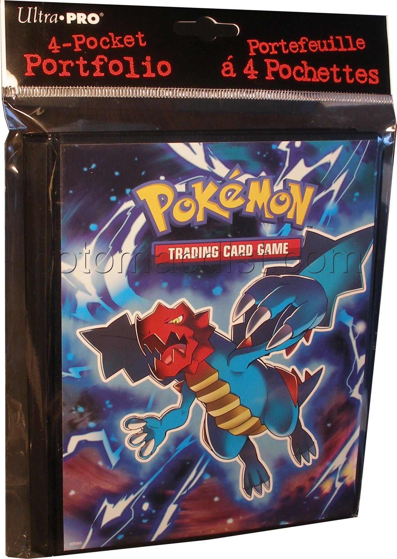 Ultra Pro Pokemon Black Amp White 8 4 Pkt Portfolio 26