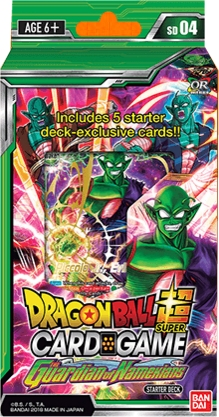 Dragon Ball Super Card Game The Guardian of Namekians Starter Deck Box