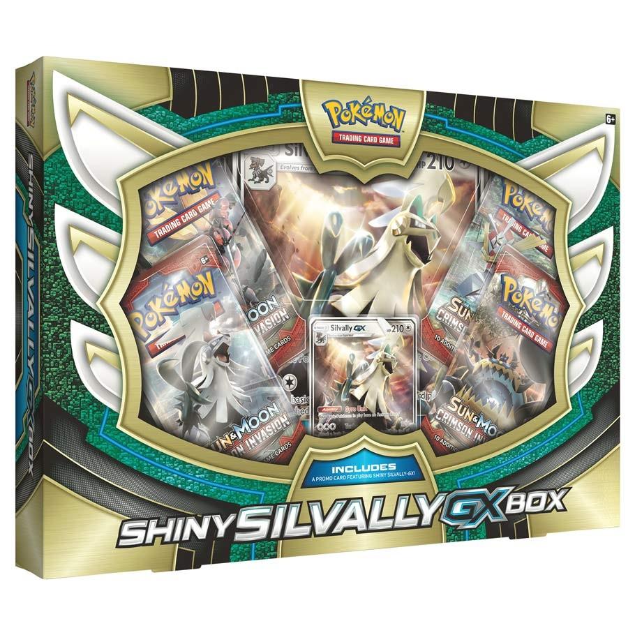 Pokemon: Shiny Silvally-GX Case [12]