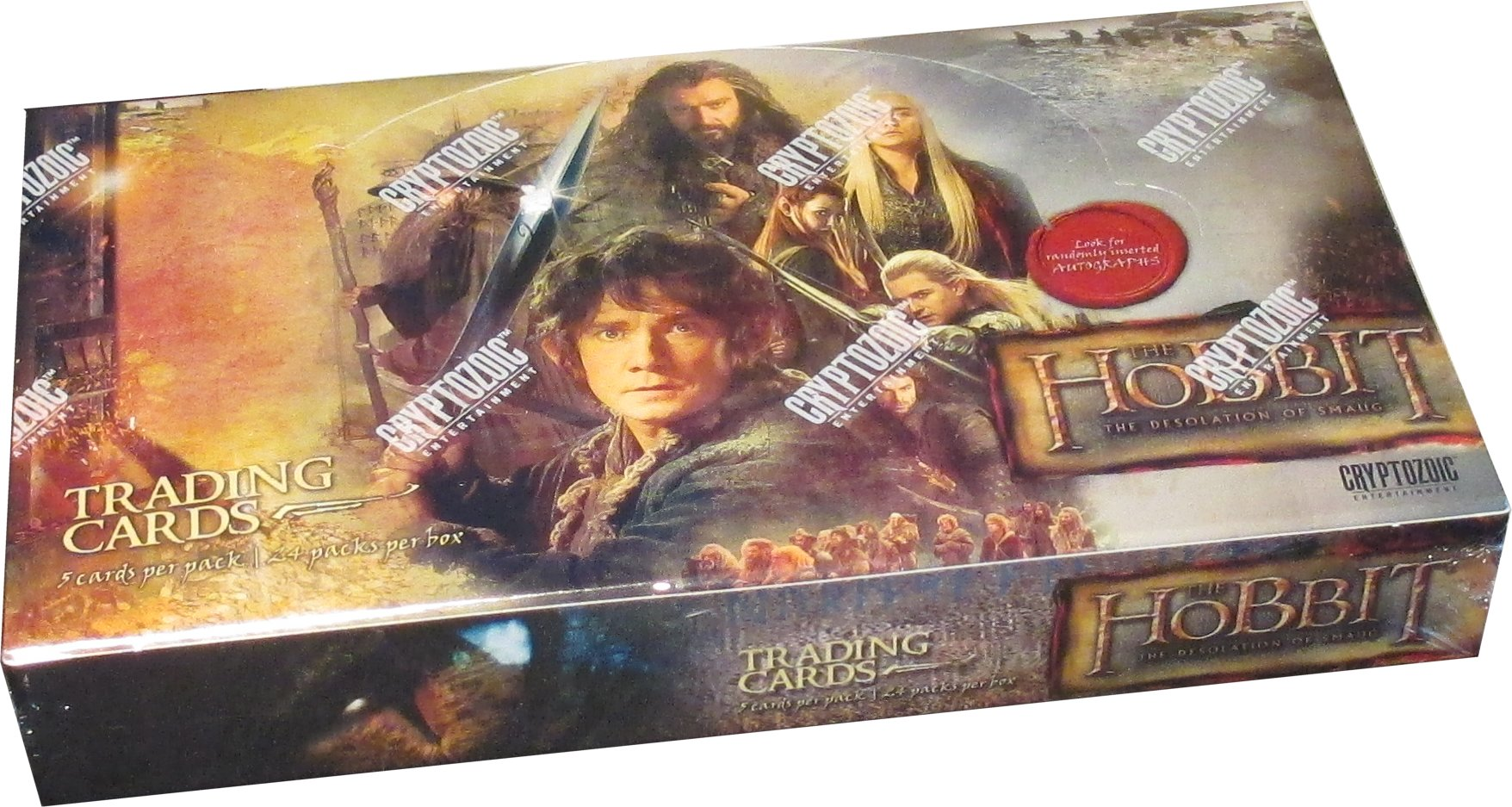 The Hobbit The Desolation Of Smaug      Individual Trading Cards