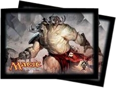 Ultra Pro Standard Size Deck Protectors - Magic Dragon's Maze Ver. 8 Pack