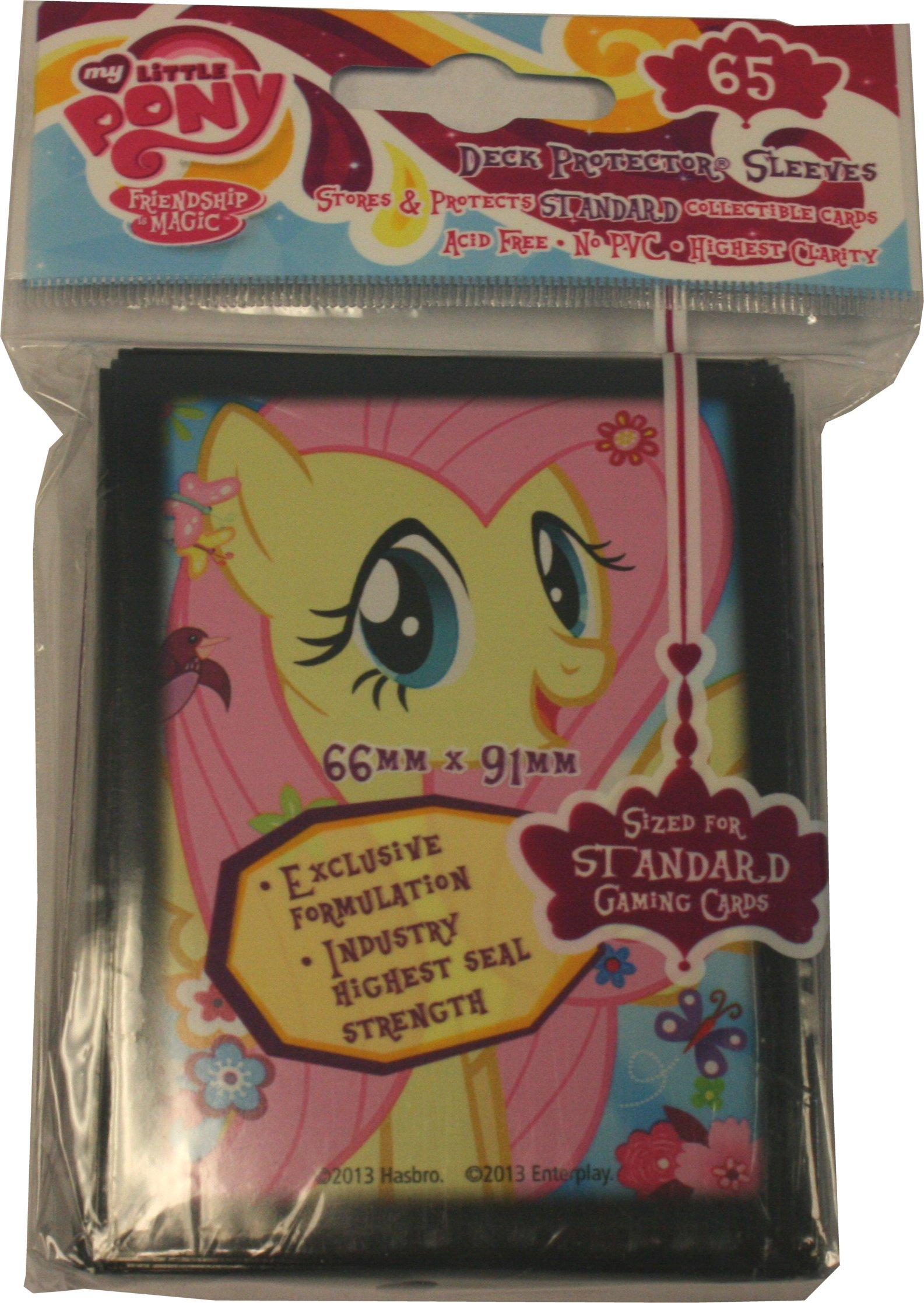 Ultra Pro Standard Size My Little Pony Fluttershy Deck Protector Box