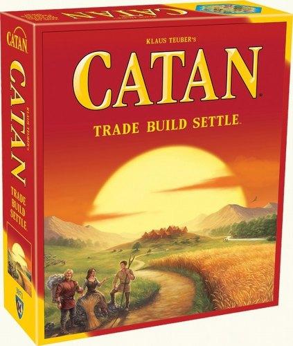 Catan Board Game (5th Edition)