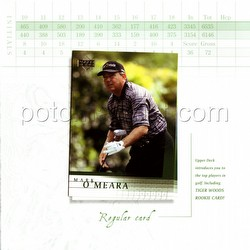 01 2001 Upper Deck Golf Mark O