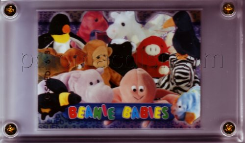 Beanie Baby Series 3 Trading Cards Case Topper Card [Issued 6/3/95]