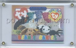 Beanie Baby Series 3 Trading Cards Case Topper Card [Ty/Issued 6/25/94]