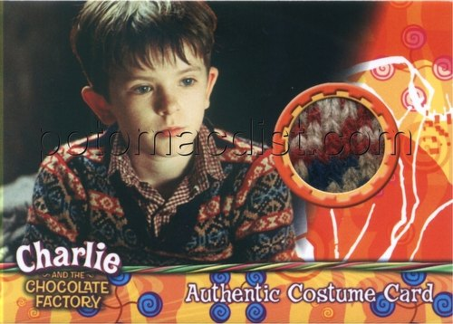 Charlie Chocolate Factory Charlie